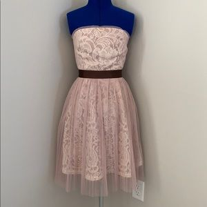 Dresses & Skirts - Lace and Tulle Formal Dress